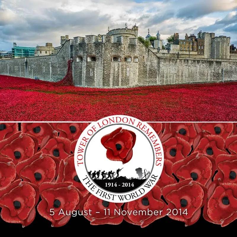 tower of london poppies installation Armistice Day2 IIHIH