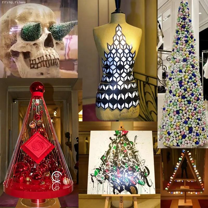 19th designers christmas tree hero iihih - Designer Christmas Trees