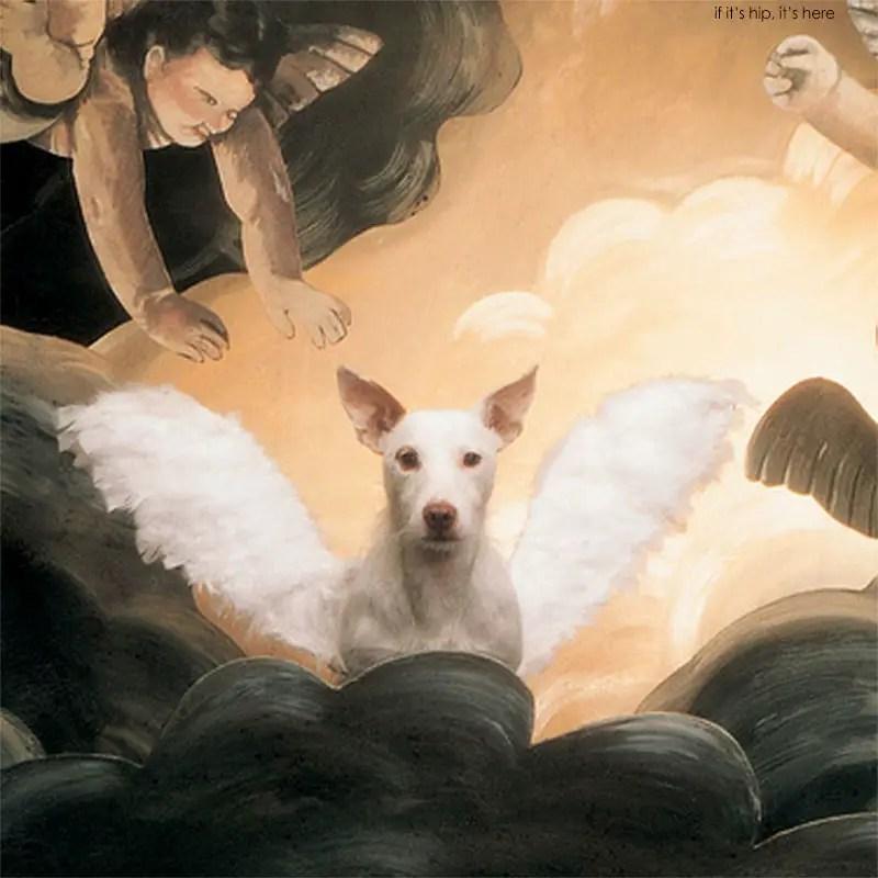 'Heavenly Cherubs' detail Paddy 1991