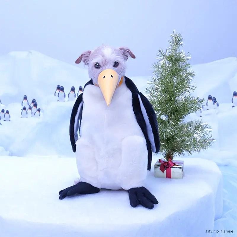 'Penguin' detail Raggle 2011