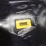 """Crash Baggage – Cool Looking Luggage That Refutes """"Handle With Care"""""""