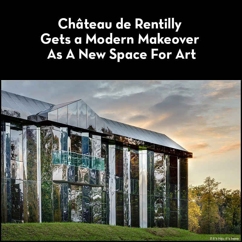 Chateau de Rentilly Makeover