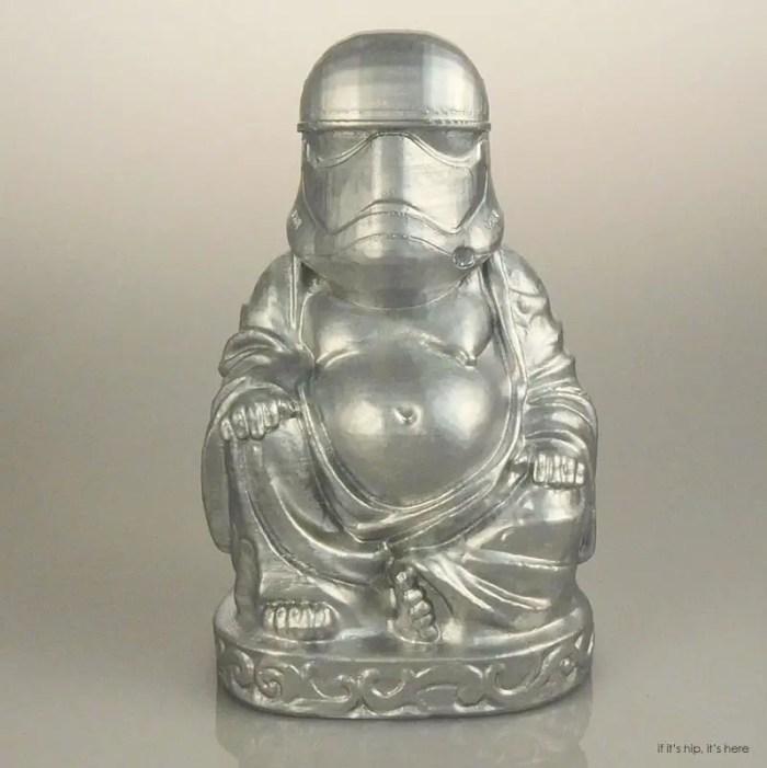 Star Wars VII - Zen Stormtrooper (Chrome)