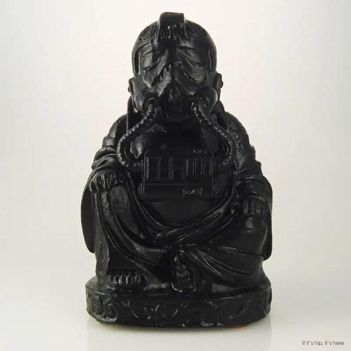 Star Wars - Zen Tie Fighter Pilot (Black Satin)
