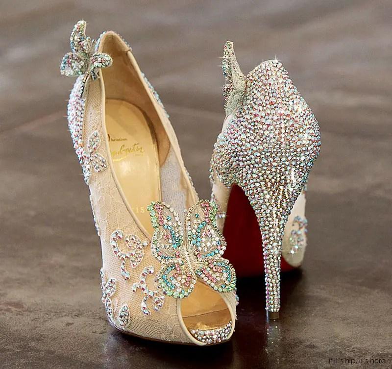 Christian Louboutin Cinderella Shoes Buy