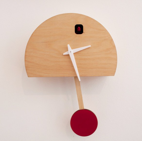 Pedro Mealha Makes Marvelous Modern Cuckoo Clocks | if it's
