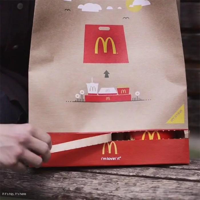 McDonalds BagTray