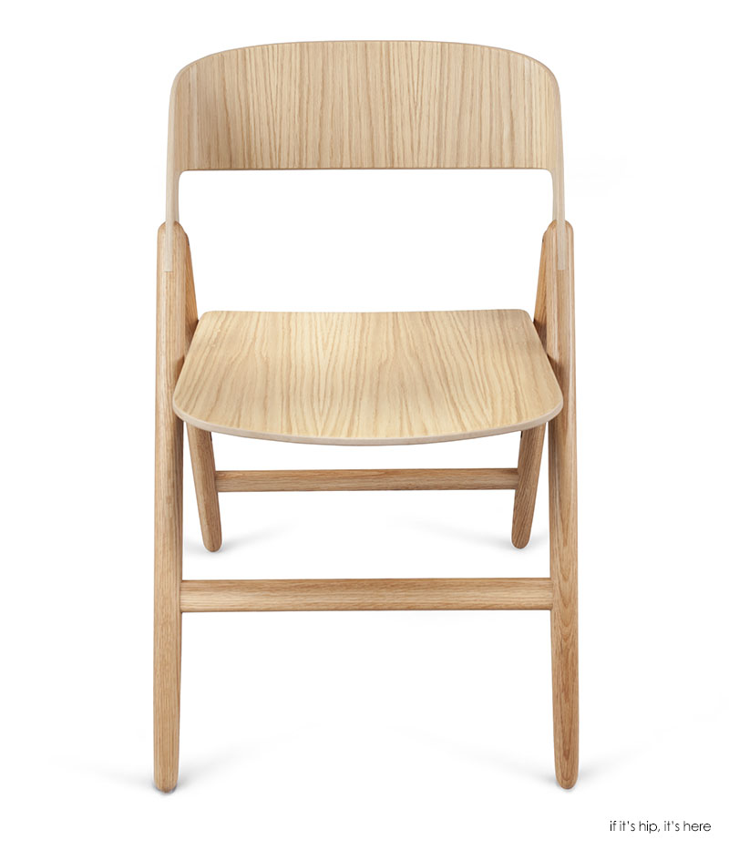The Fixings Contained On The Underside Of The Chair Slide Along The Grooves  Within The Back Legs To Present A Graceful Silhouette With Clean Flowing  Lines, ...