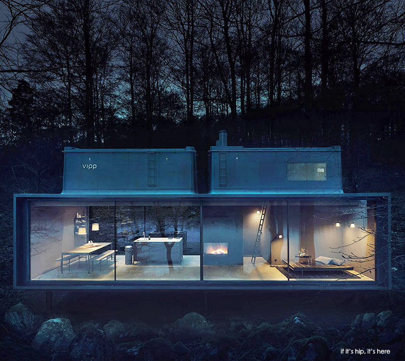 The Vipp Shelter Is Loaded With Style  And Their Products