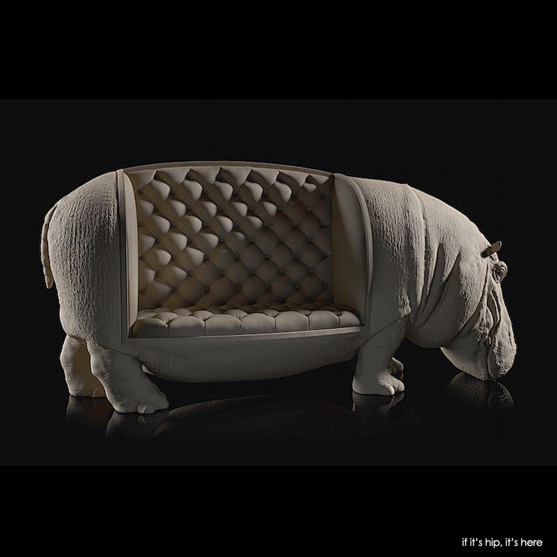 animal chairs by maximo riera now in colors
