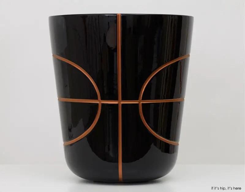 basketball side table-glossy IIHIH
