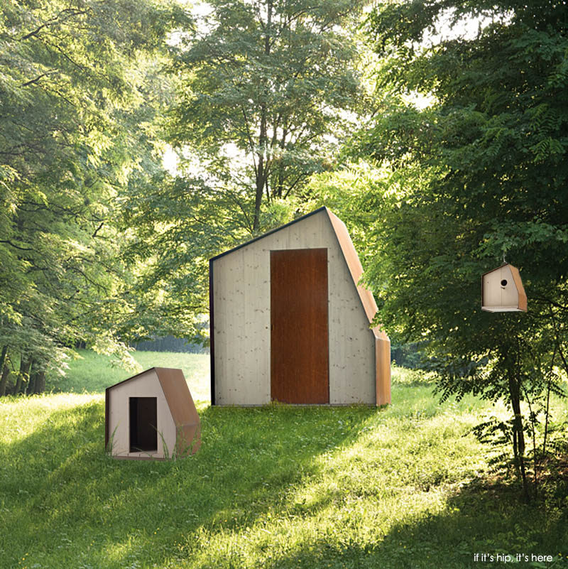 No. 1 Dog House, Bird House and Garden Shed