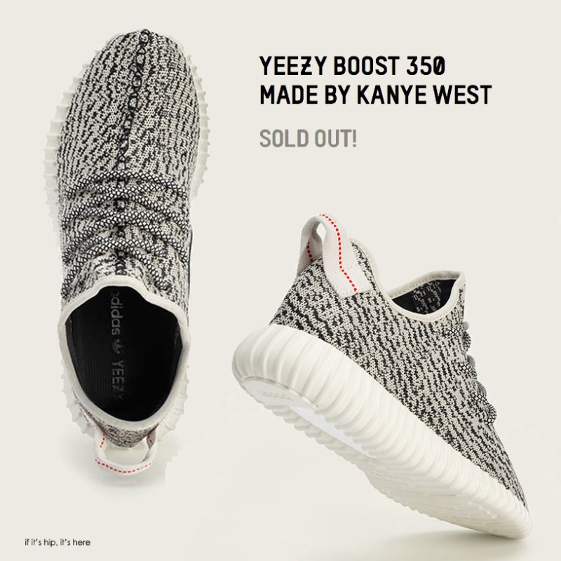 8207d39e9d4a6b Yeezy Boost 350 - Kanye s Kicks For Adidas Sell Out In 12 Minutes ...