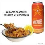 HefeWheaties Craft Beer from General Mills and Fulton Brewery