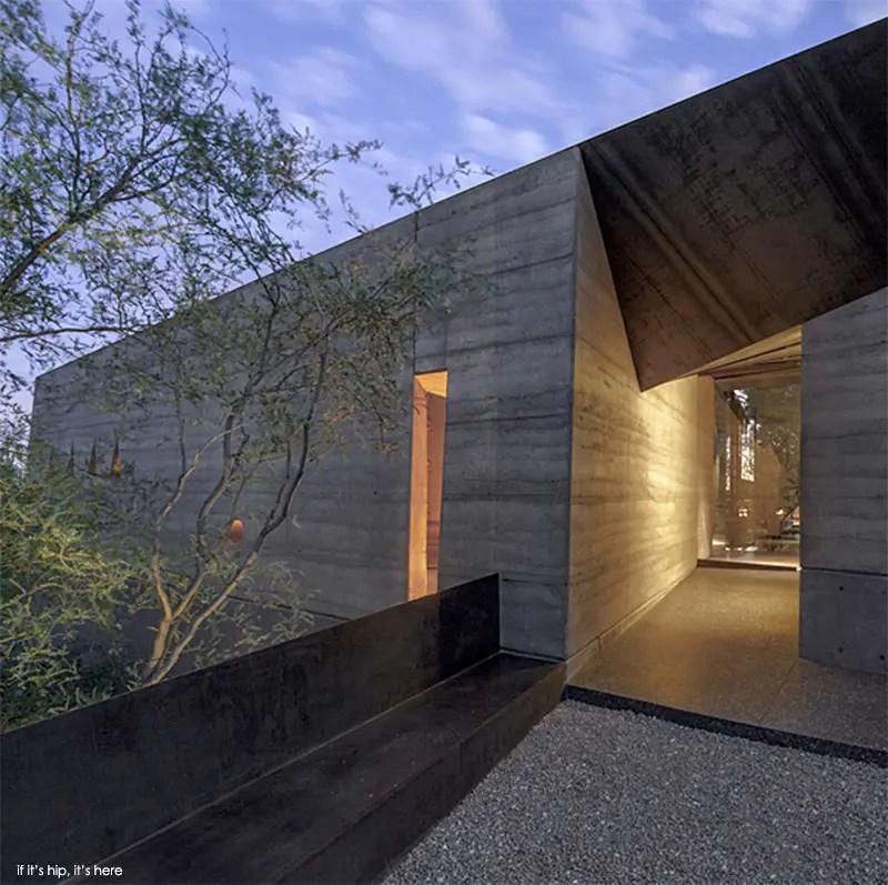 A Desert Courtyard House Made Of Dirt 50 Fab Photos If