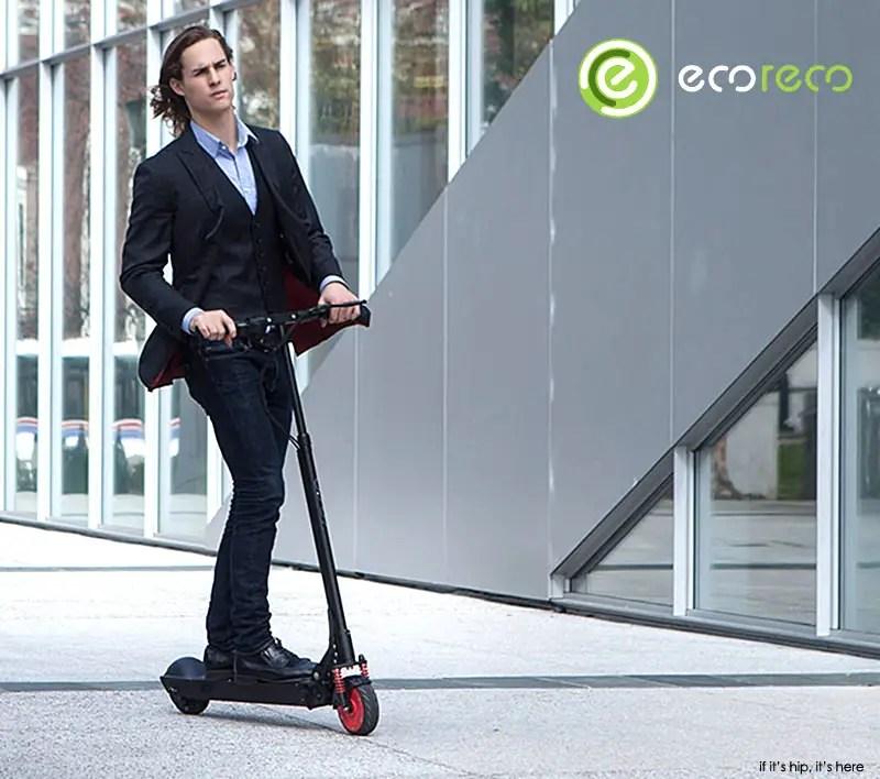 ecoreco scooter IIHIH