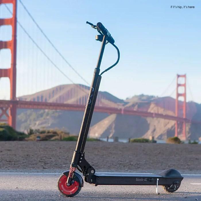 ecoreco scooter red IIHIH