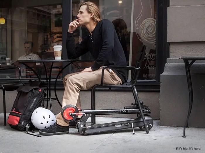 ecoreco scooter4 IIHIH