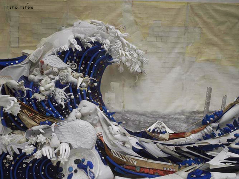 Impressive Creativity Inspired By Hokusai S The Great Wave If It S Hip It S Here