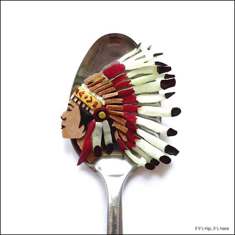 edible art by ioana vanc