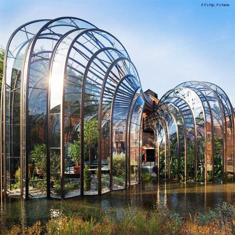 Bombay Sapphire's Sustainable Distillery