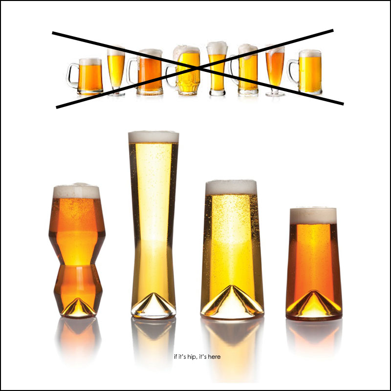 Sempli Beer Glasses