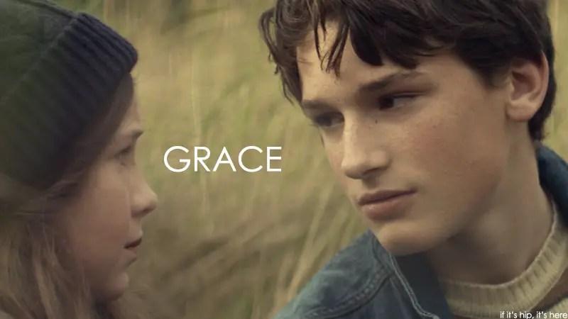 Grace by Tomas Mankovsky