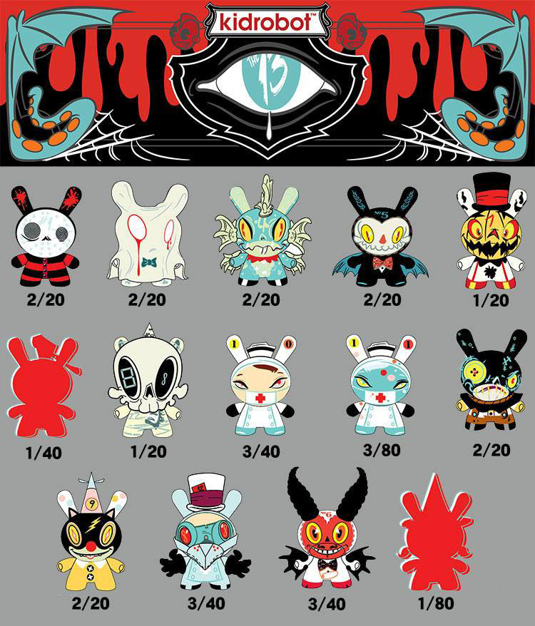 The 13 Dunny Series Amp Coloring Book By Brandt Peters