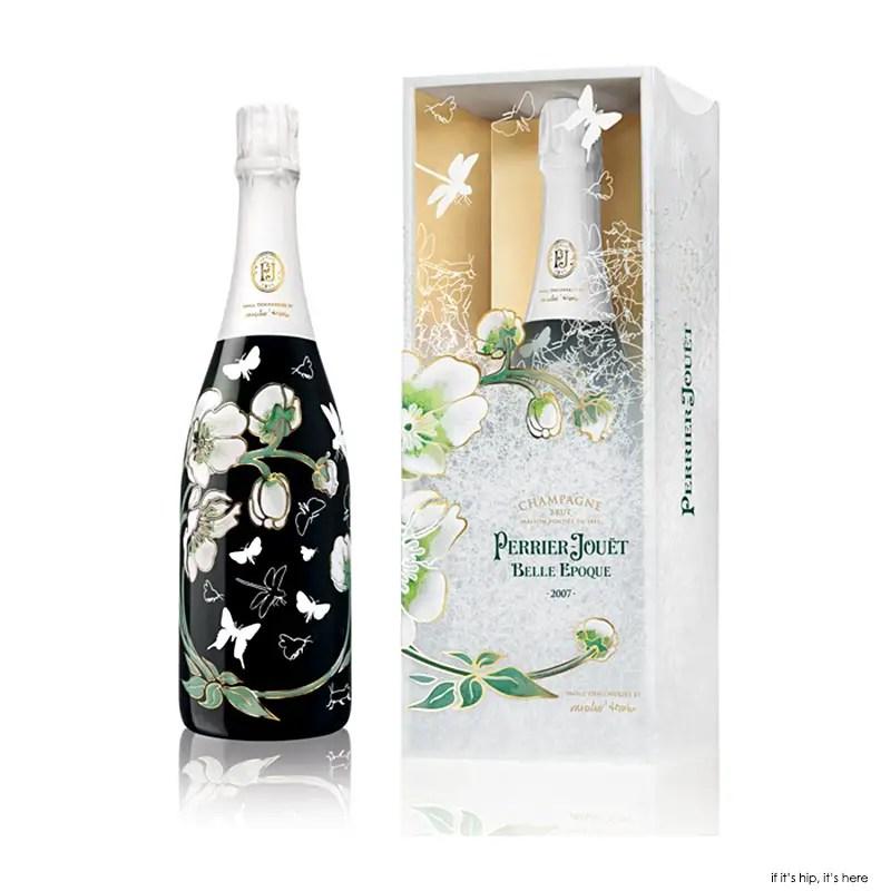 belle epoque bottle and box
