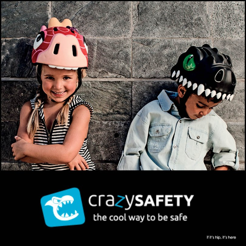 crazy safety helmets for kids