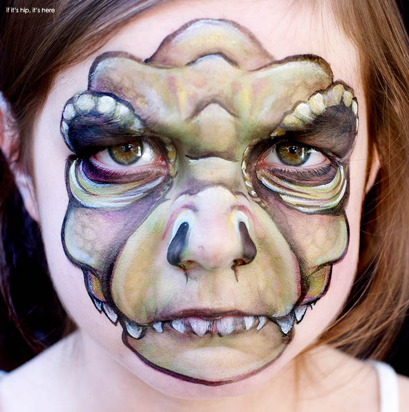 Inspiring Children S Makeup For Halloween By Christy Lewis