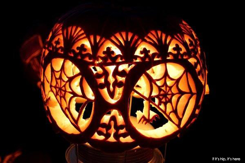 tiffany shade pumpkin 3