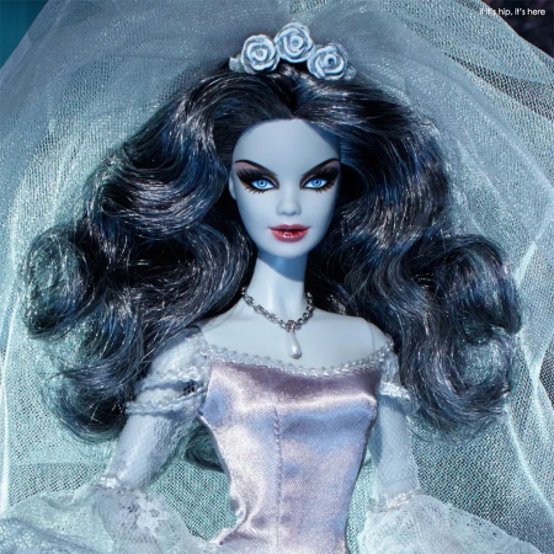 zombie bride barbie