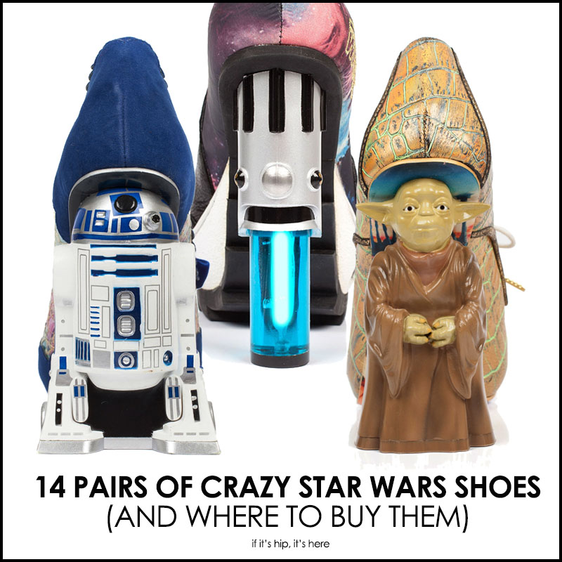 Star Wars Shoes by Irregular Choice