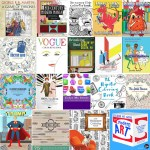 56 New Ones! The Coolest Coloring Books For Grown-Ups Part V