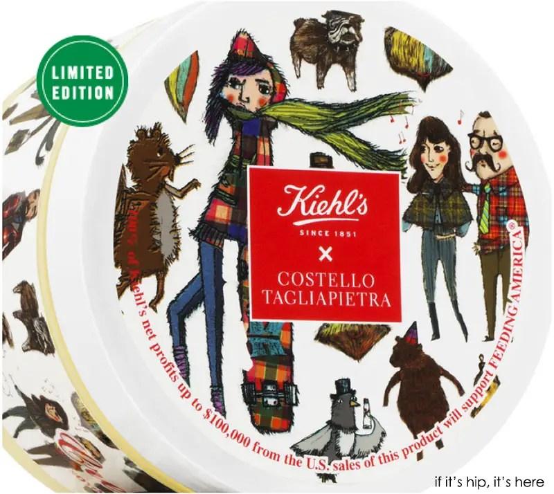 Costello Tagliapietra for Kiehl's