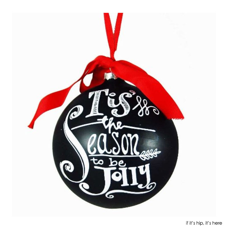 Have Yourself A Merry Chalkboard Christmas If It S Hip
