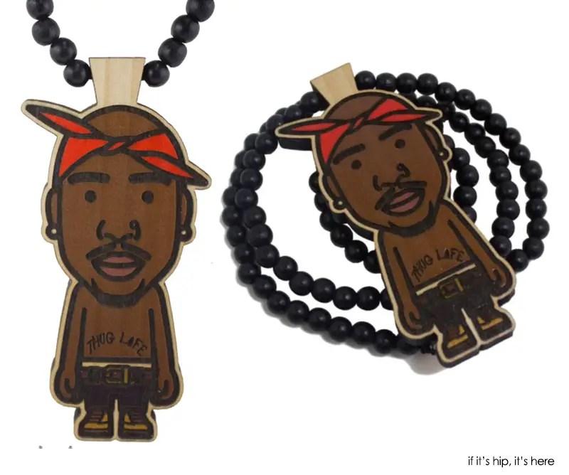 Tupac I necklace IIHIH