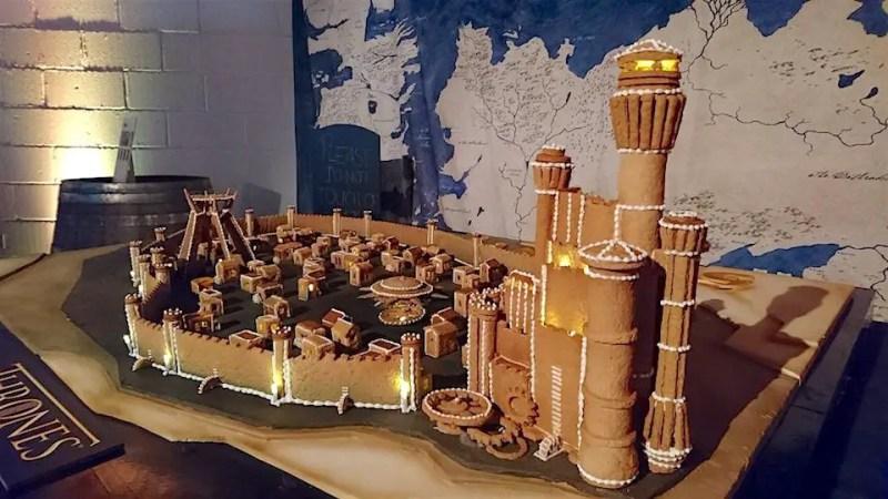 gingerbreadKing's Landing, Game of Thrones