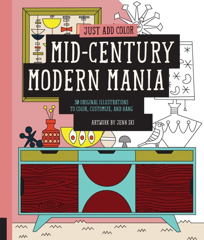 The best gift guide for mid century modern design lovers - Mid century modern gifts ...