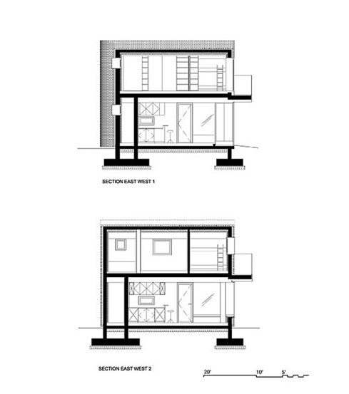 Pixel House Plans Section