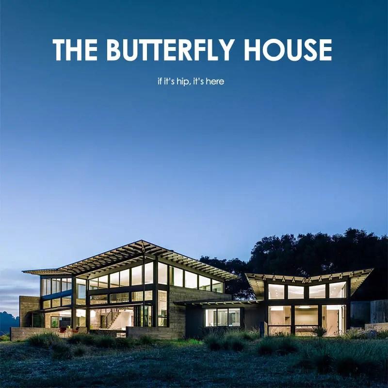 Feldman Architecture Butterfly House