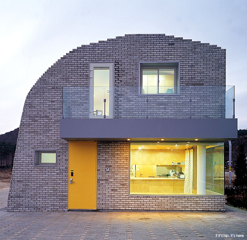 The Pixel House