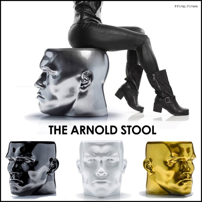 The Arnold Stool