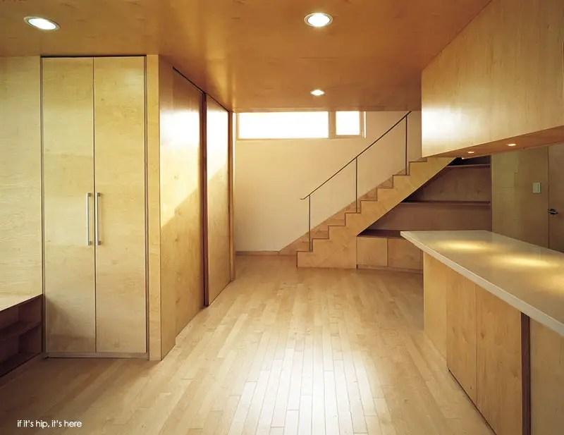 Pixel House Interior