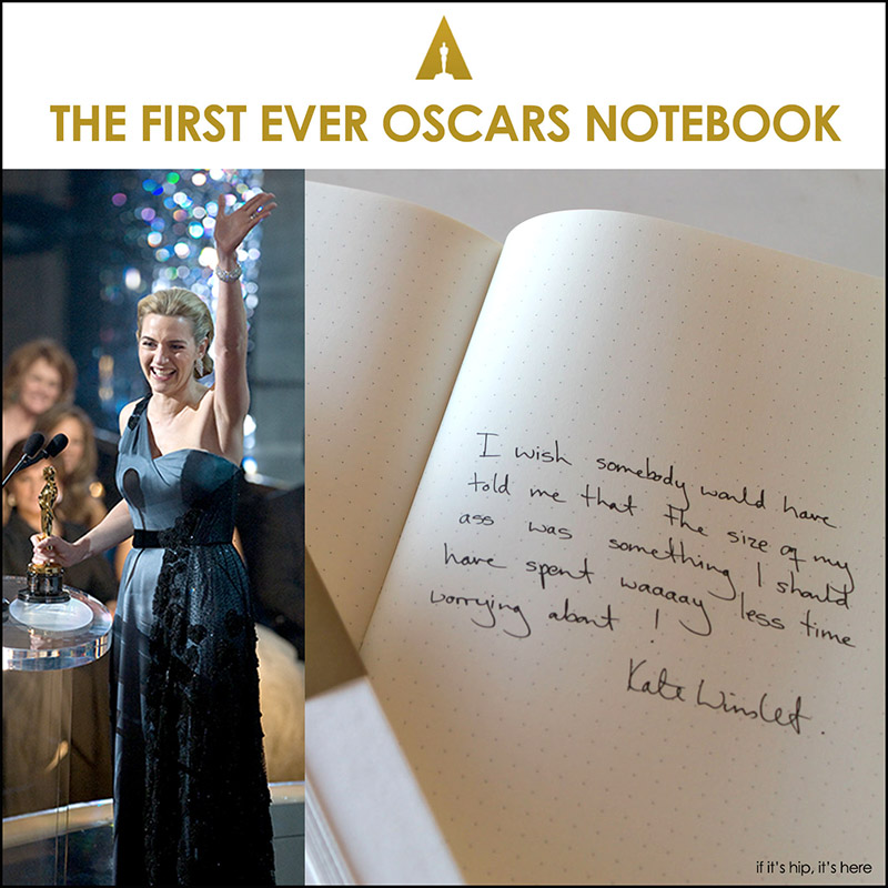 The Oscars Notebook
