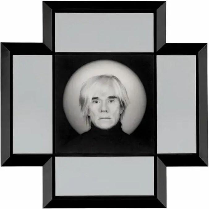 Robert mapplethorpe, Andy Warhol, 1987