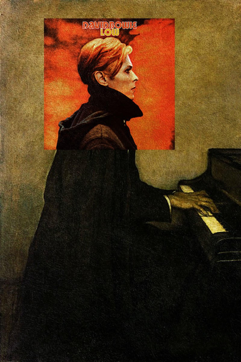 Album Covers And Classical Painting Mashups If It S Hip