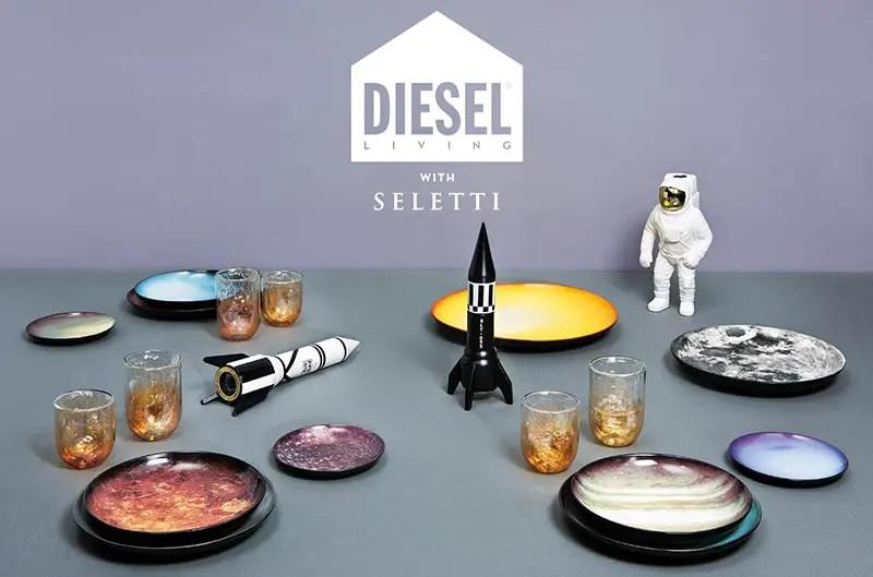 Diesel Living and Seletti Cosmic Diner