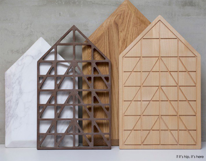 Alsfeld cutting boards by Nott Design Studio Team